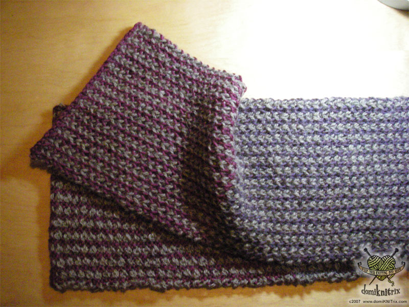 Domiknitrix Knitting Blog Archive 2007