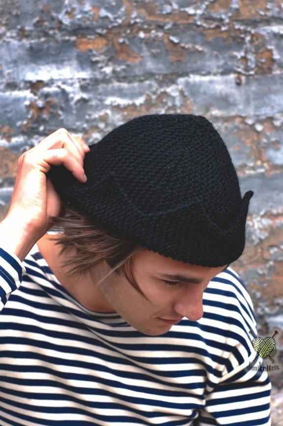 Knitting Pattern Jughead Hat : domiKNITrix knitting blog archive 2007